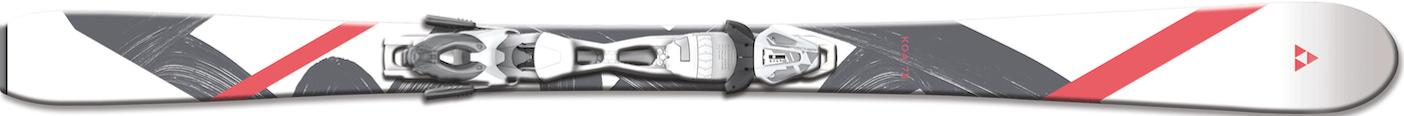 Narty FISCHER KOA 75 2016 160cm