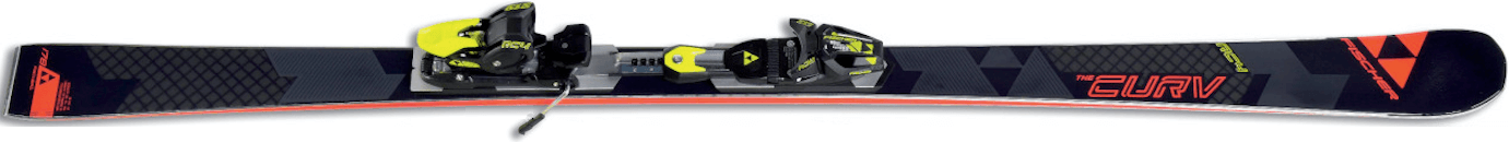 Narty FISCHER RC4 THE CURV Curv Booster 2018