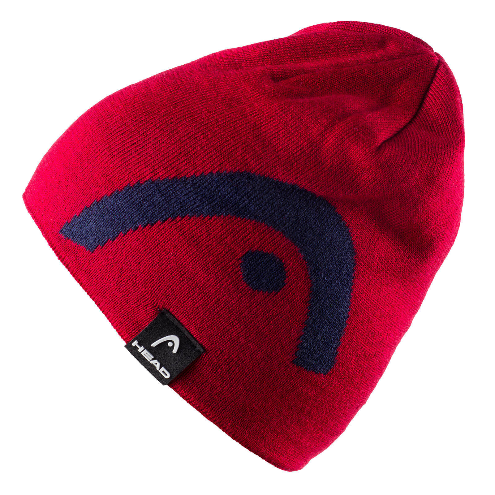 Czapka HEAD WISHBONE CORPO BEANIE Red 2018