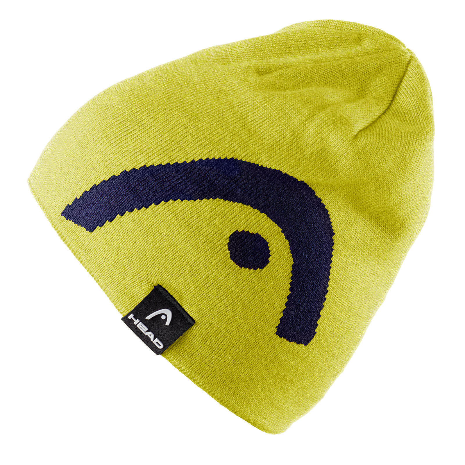 Czapka HEAD WISHBONE CORPO BEANIE Yellow 2018