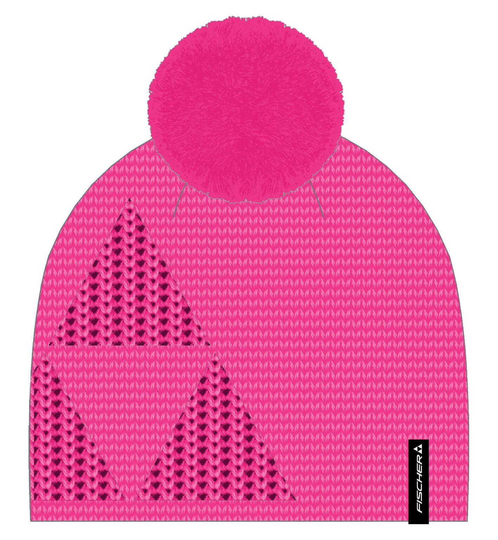 Czapka FISCHER KITZ Pink 2018