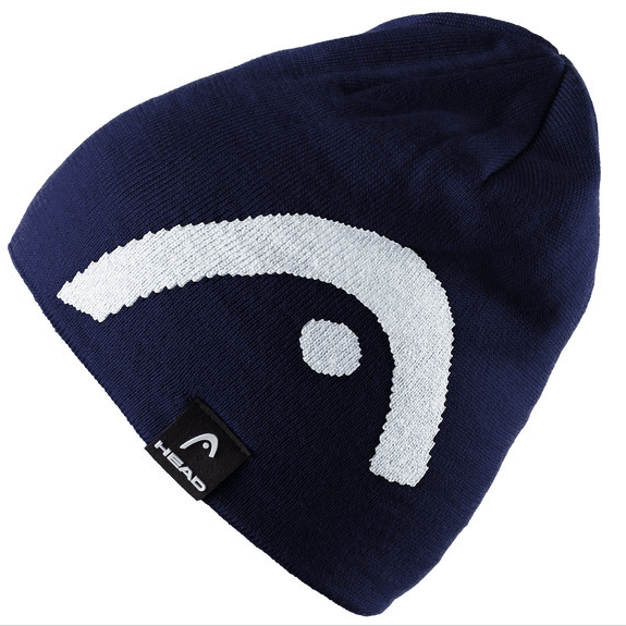 Czapka HEAD WISHBONE CORPO BEANIE Black 2018