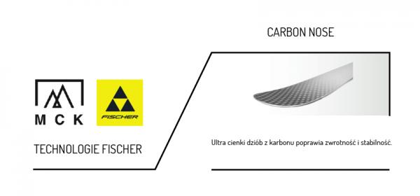 fischer-technologie-carbon-nose-opis