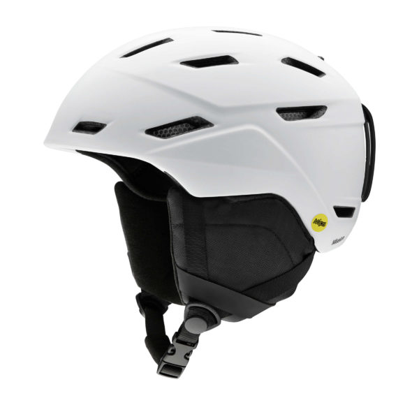 kask smith mission mips matte white 2020