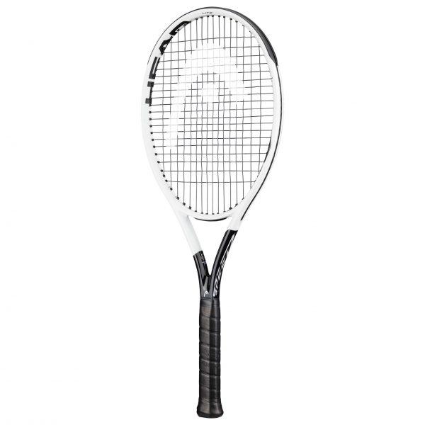234040 rakieta tenisowa head G360 Speed Lite White Black