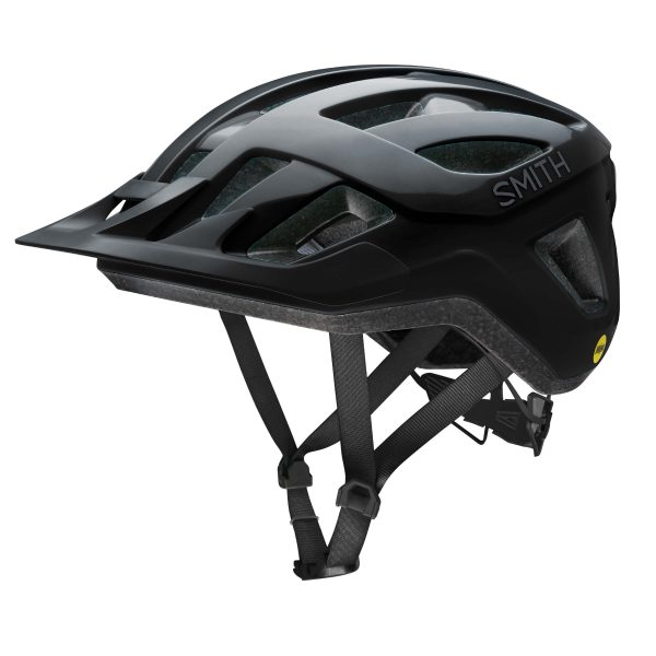 kask rowerowy smith convoy mips black 2020