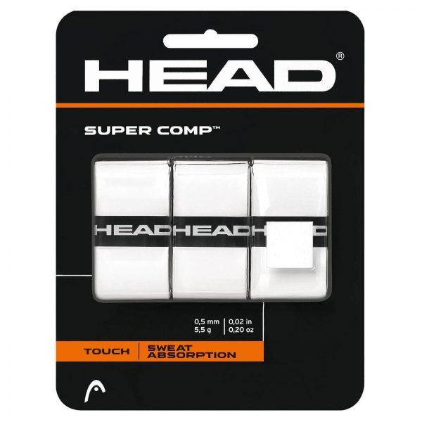 owijka Head Super Comp white