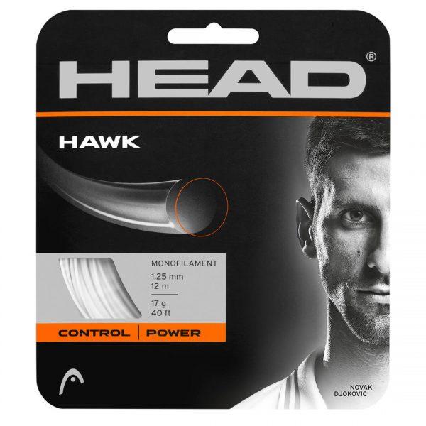 naciag head HAWK white