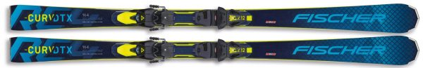 narty fischer rc4 the curv dtx ws 2021