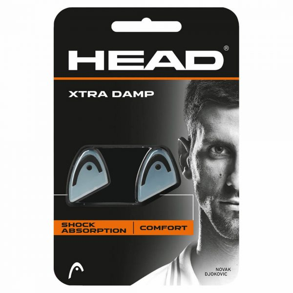 tlumik head Xtra Damp black