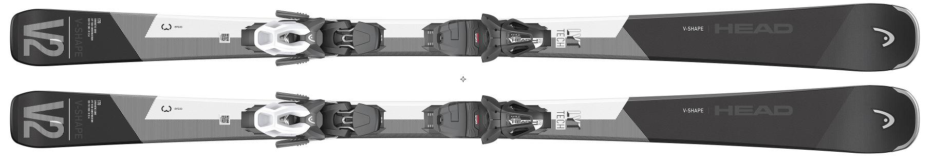 narty head v-shape v2 2021