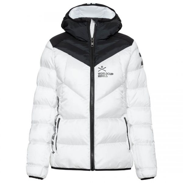 kurtka narciarska head rebels star jacket w white/black 2021