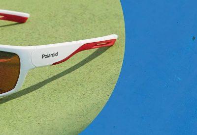 Okulary tenisowe