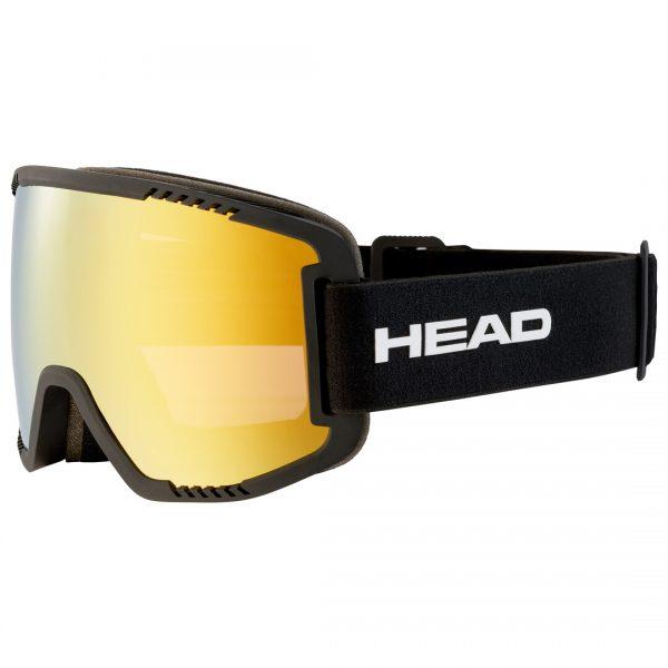 Gogle Head CONTEX PRO 5K gold black 2022