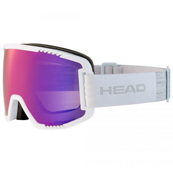 Gogle Head CONTEX PRO 5K red white 2022