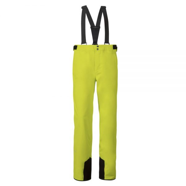 spodnie fischer vancouver II junior evening yellow