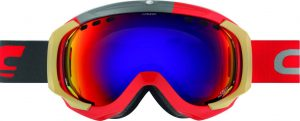CARRERA CREST Red Grey Red Spectra