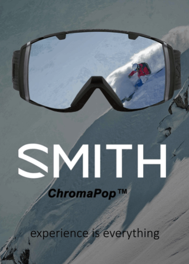 6a8283a835e Gogle SMITH Skyline White Vapor ChromaPop Photochromic Rose Flash 2018 19
