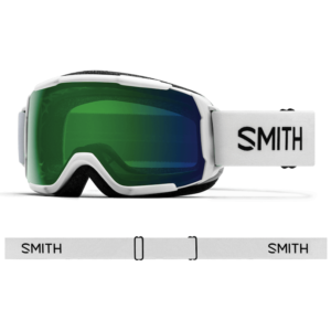 gogle-smith-grom-white-green-sol-x