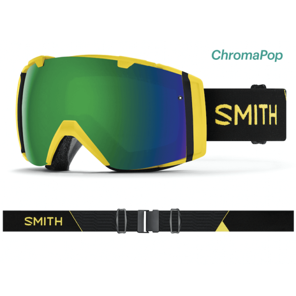 gogle smith I/O chromapop
