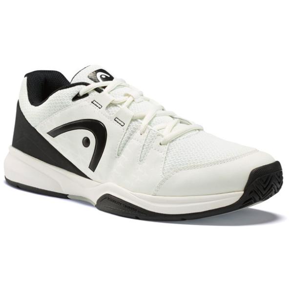 buty tenisowe head brazer white black