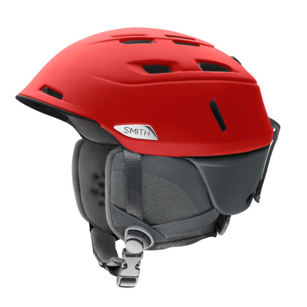 kask smith camber matte rise charcoal 2020