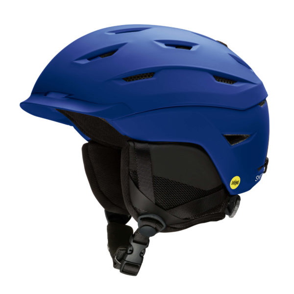kask smith level mips matte klein blue 2020