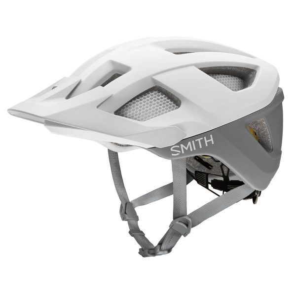 kask rowerowy smith session mips matte white