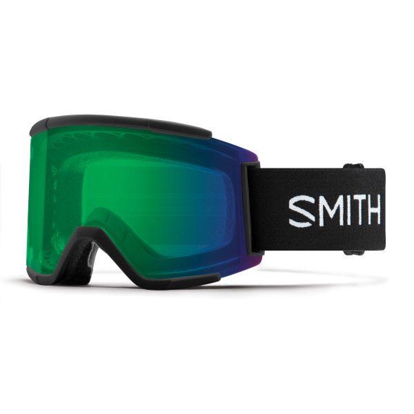 gogle smith squad xl black chromapop everyday green mirror 2020 M00668