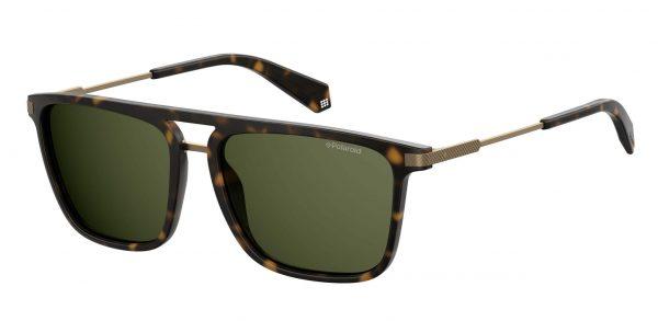 okulary polaroid pld 2060s matt havana