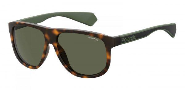 okulary polaroid pld 2080s havana green