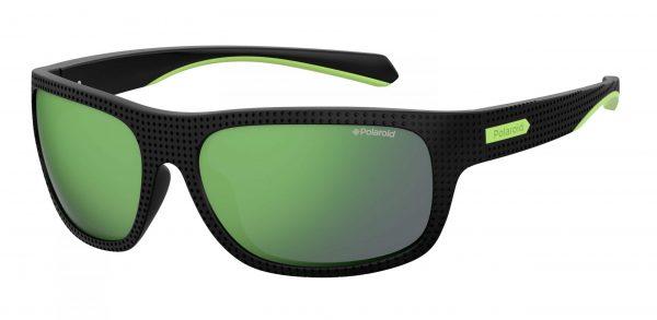 okulary polaroid pld 7022s black green
