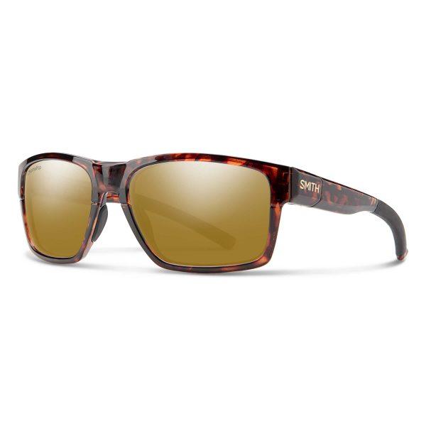 okulary smith caravan mag matte black charcoal chromapop polarized bronze mirror 20230508659QE