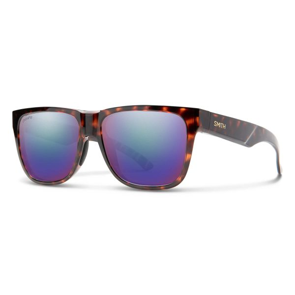 okulary smith lowdown 2 tortoise chromapop violet 20094108656DF
