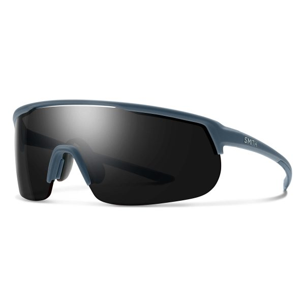 okulary smith trackstand matte iron chromapop black 201519FLL991C