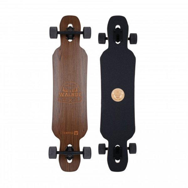 longboard tempish walnut