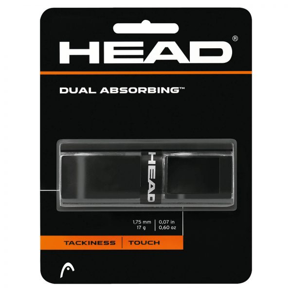 owijka head Dual Absorbing black