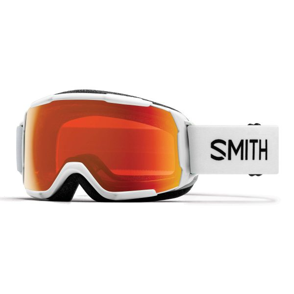 gogle smith grom white chromapop everyday red mirror 2021 GR6CPEWT19
