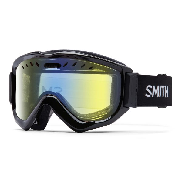 gogle smith knowledge otg black yellow sensor mirror KN4AZBK19
