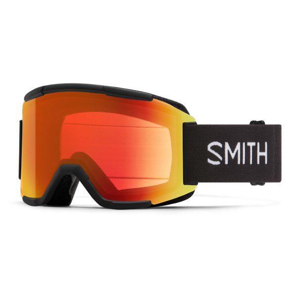 gogle smith squad black chromapop photochromic red mirror M006682QJ99MP