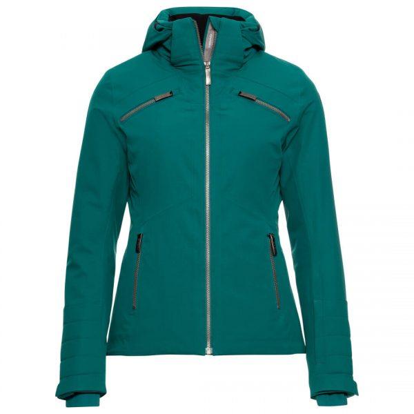 kurtka narciarska head davina jacket w pine green 2021