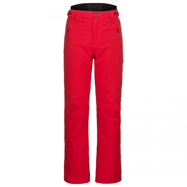 spodnie narciarskie head summit pants m red 2021
