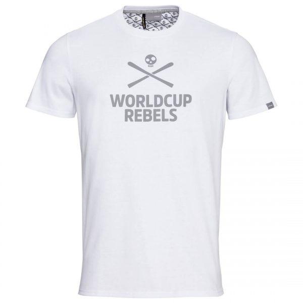 Head RACE T Shirt M WH