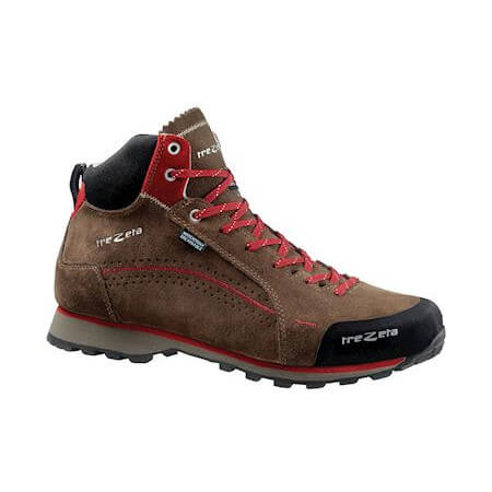 buty trezeta flow evo wp mid walnut