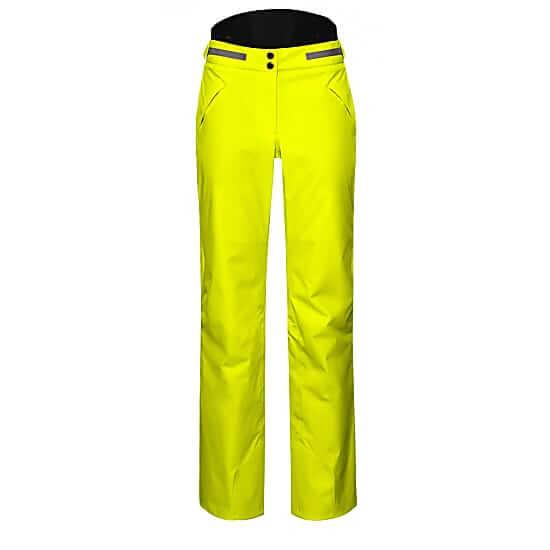 spodnie head sierra yellow