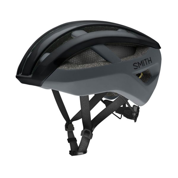 SMITH Kask rowerowy NETWORK MIPS black matte cement