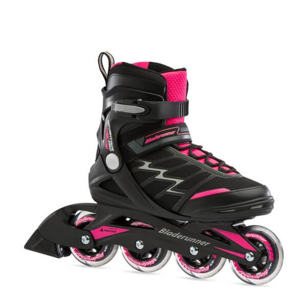 rolki bladerunner advantage pro xt w black pink