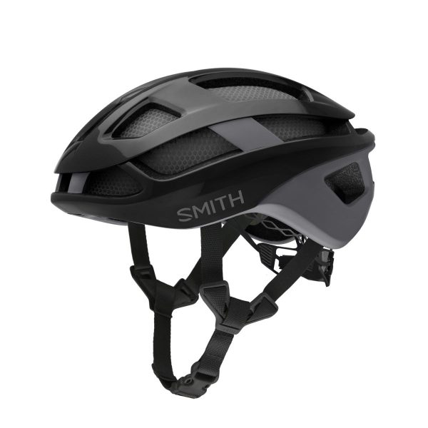 SMITH Kask rowerowy TRACE MIPS black matte cement