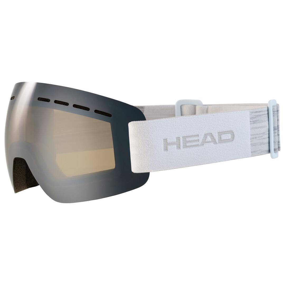 Gogle HEAD SOLAR 2.0 silver white 2022