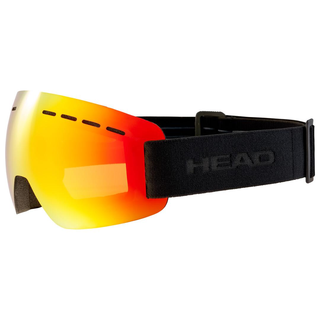 Gogle HEAD SOLAR 2.0 red black 2022